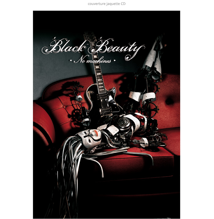 Couverture CD Black Beauty