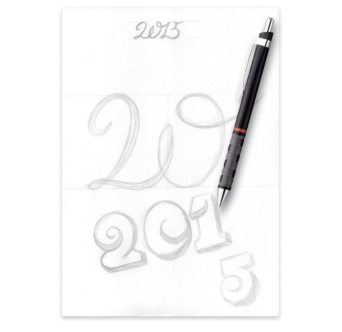 Esquisse voeux 2015