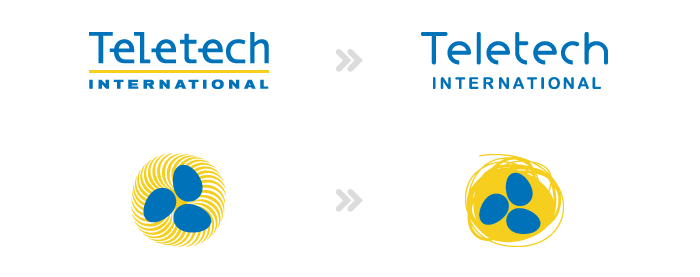 Evolution logo Teletech International