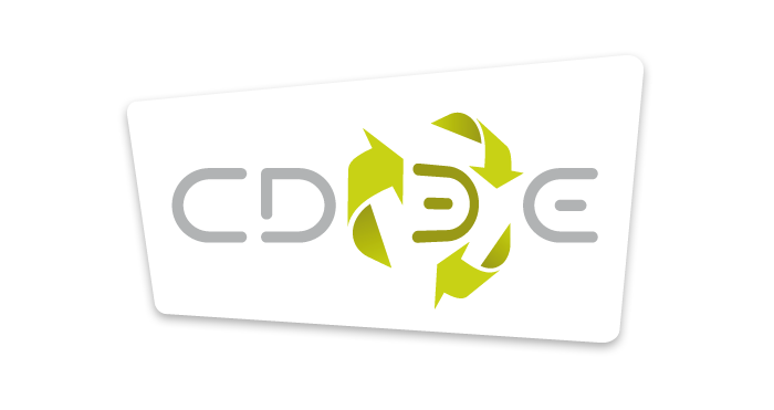 Logo enveloppe protection CD3E
