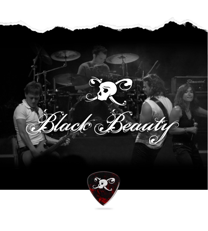 Photo concert Black Beauty