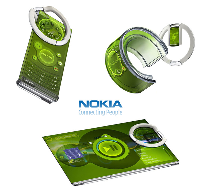 Concept Morph de Nokia