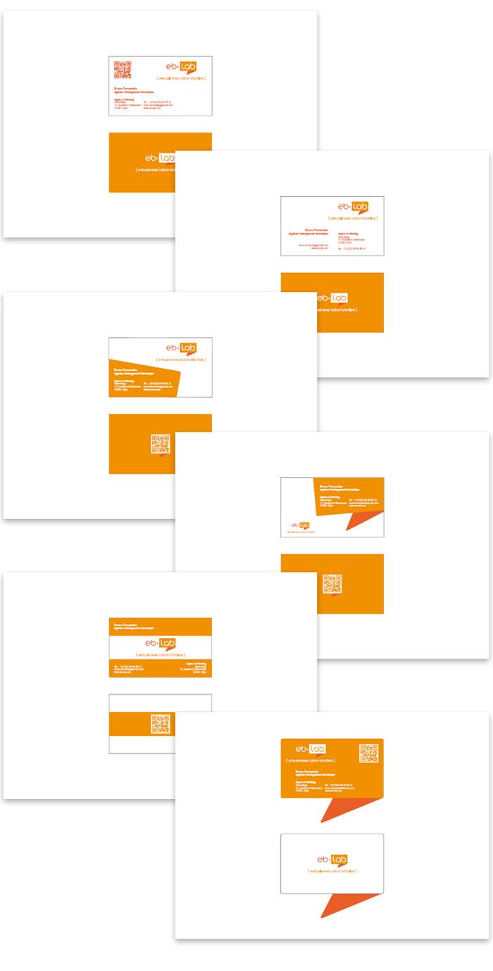 Recherche carte de visite eb-lab