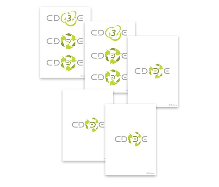 Recherche finale du logo CD3E