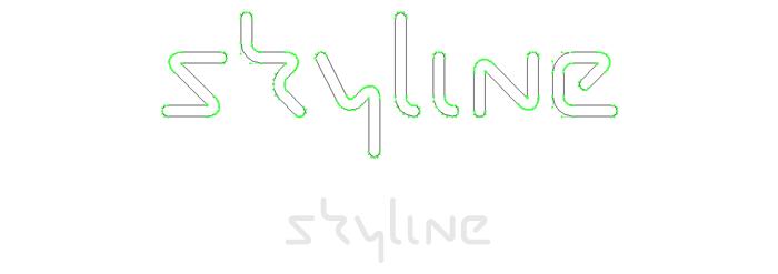 Tracé nom Skyline