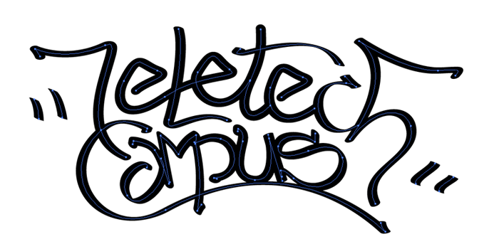 Tracé texte tag Teletech Campus