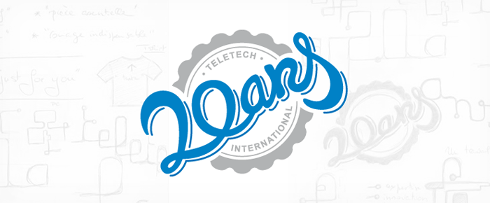 Visuel 20 ans Teletech International