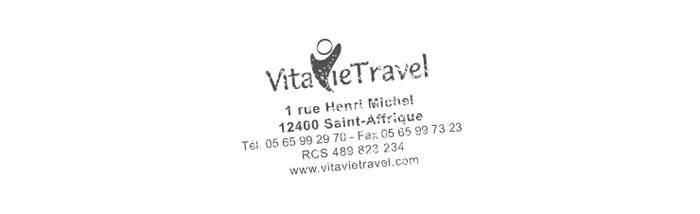 Visuel du tampon VitavieTravel