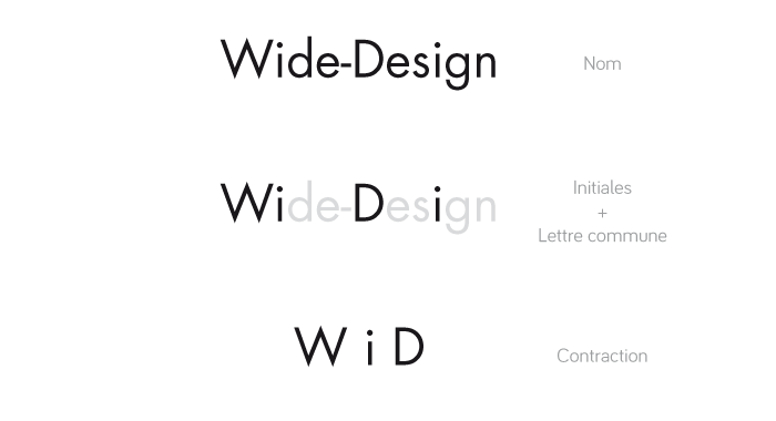 Construction de wide-design