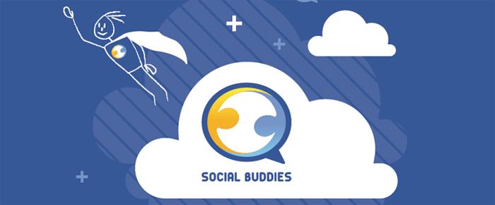 Visuel Social Buddies