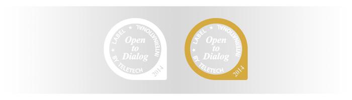 Visuel Trophée Open to dialog