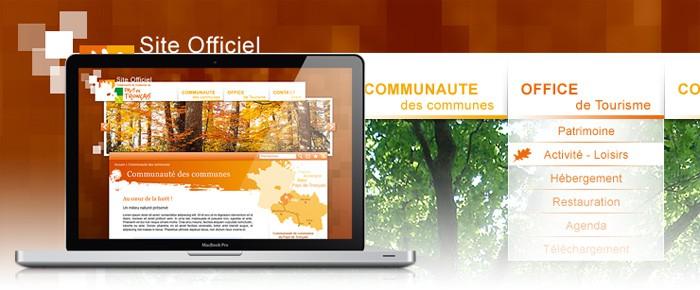 Visuel webdesign