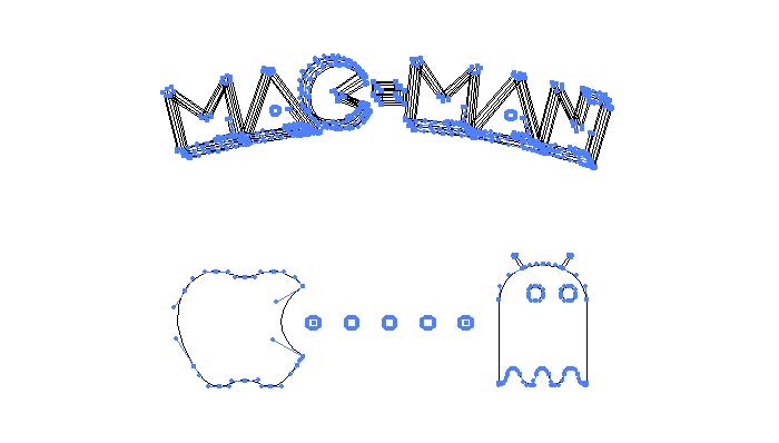 Tracé MAC-MAN