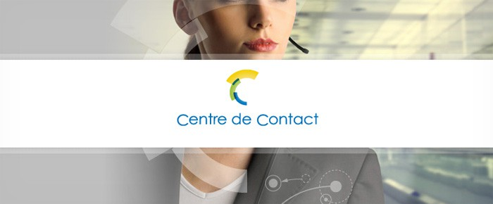 Visuel Centre de Contact