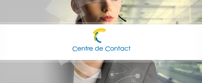 Visuel Centre de Contact