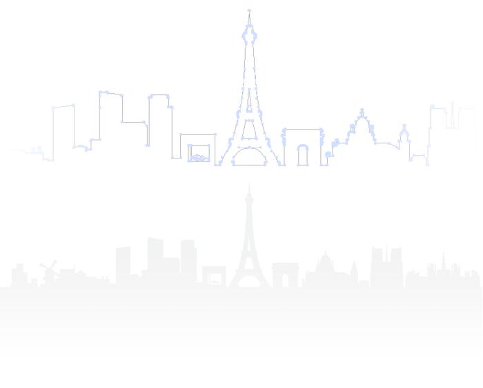Visuel tracé de Paris