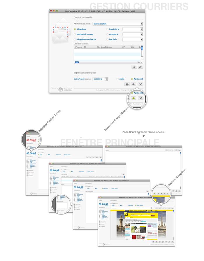 Visuel écran principal NestScriptUse
