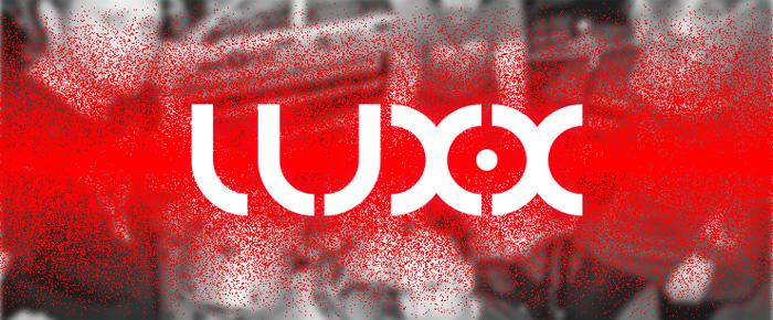 Visuel groupe rock lux-x