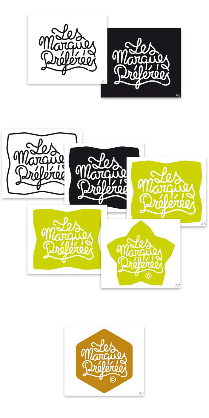 Recherche 2 logo Les Marques Préférées