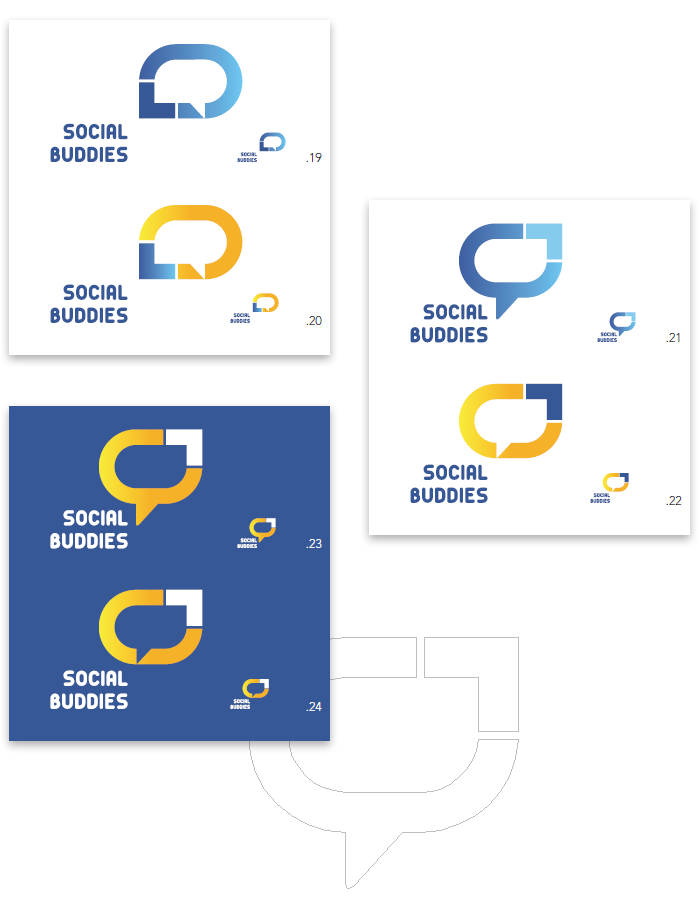 Recherche 5 Social Buddies 2016