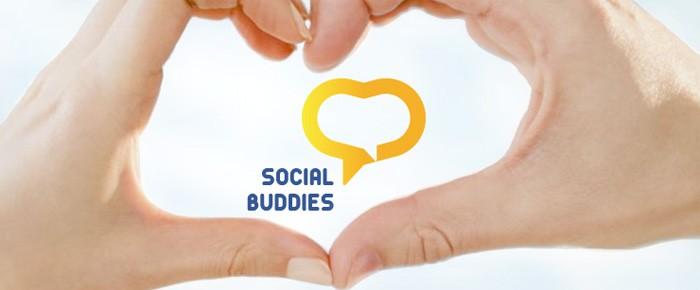 Visuel Social Buddies 2016