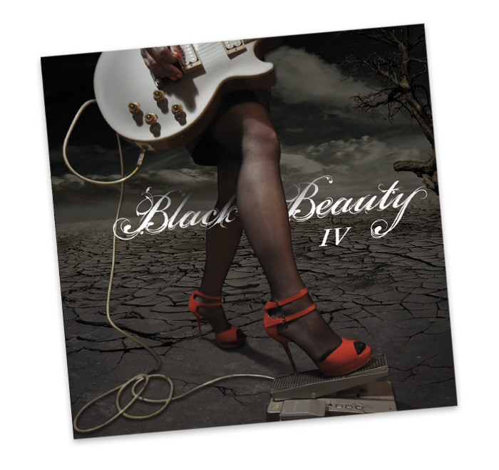 Couverture EP Black Beauty