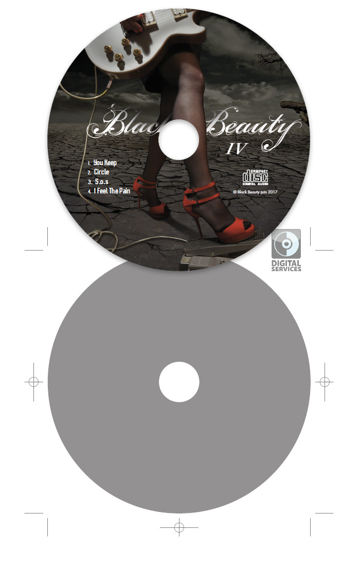 Rond EP Black Beauty