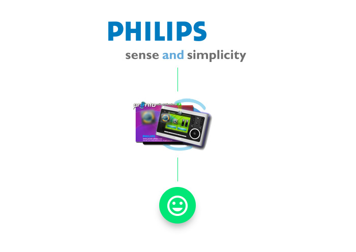 Logo ProntoEdit Philips enjoy