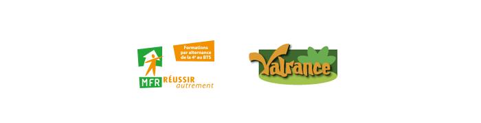 Logos MFR Valrance