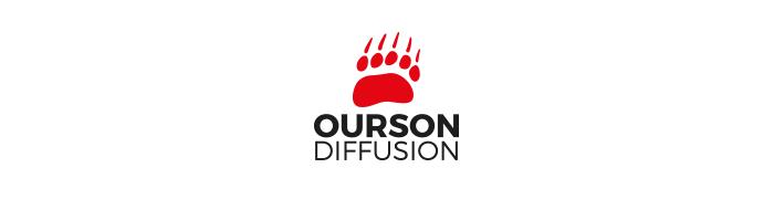 Logo Ourson Diffusion