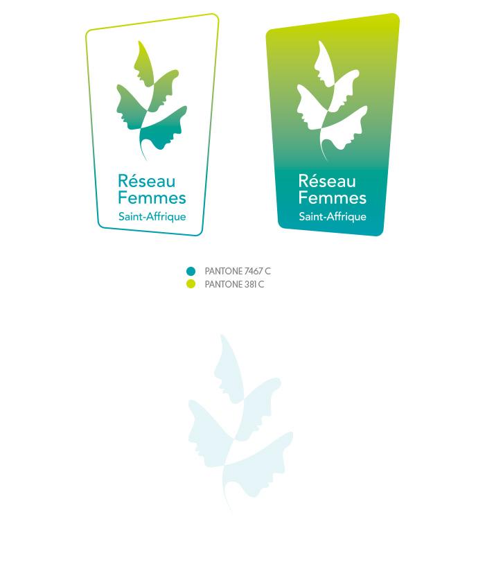 Logotype Réseau Femmes Saint-Affrique final