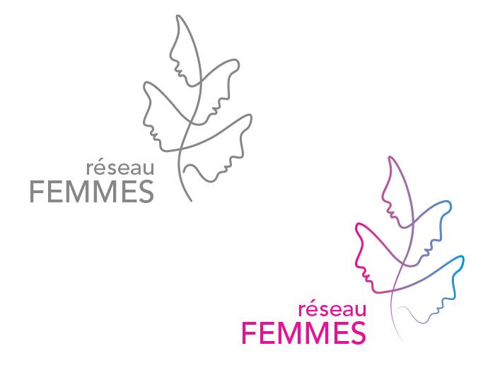 Recherche logo Réseau Femmes final