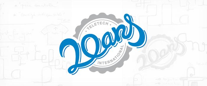 Visuel 20 ans Teletech International