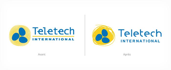 Visuel logo Teletech Iinternational
