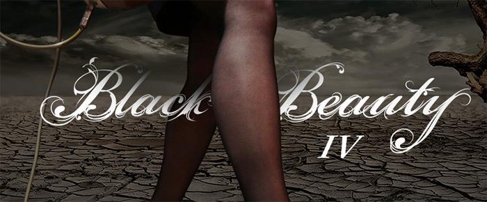 Visuel EP du groupe Black Beauty